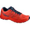 Salomon M's Sonic Pro 2 Shoes fiery red/navy blazer/navy blazer